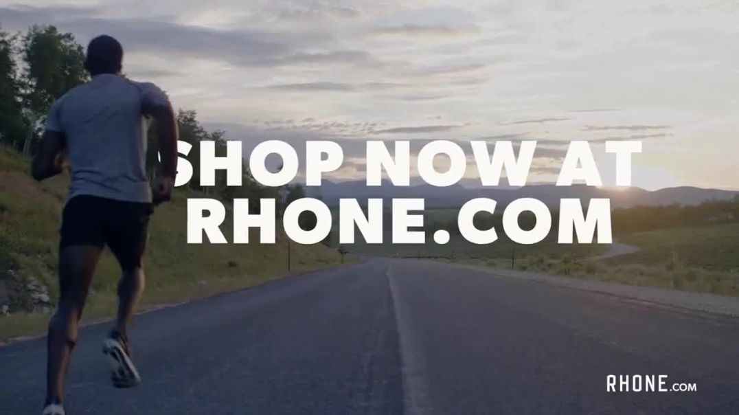 Rhone TV Commercial Ad 2020, Premium Mens Activewear