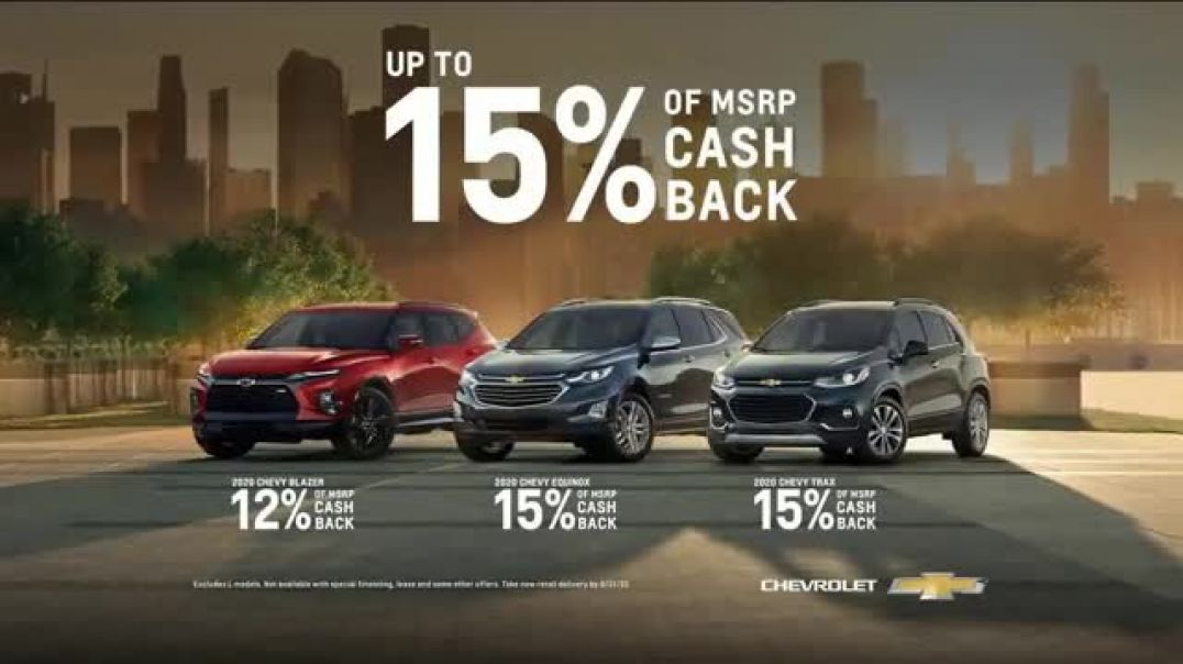 Chevrolet Open Road Sales Event TV Commercial Ad 2020, Find New Roads, Again