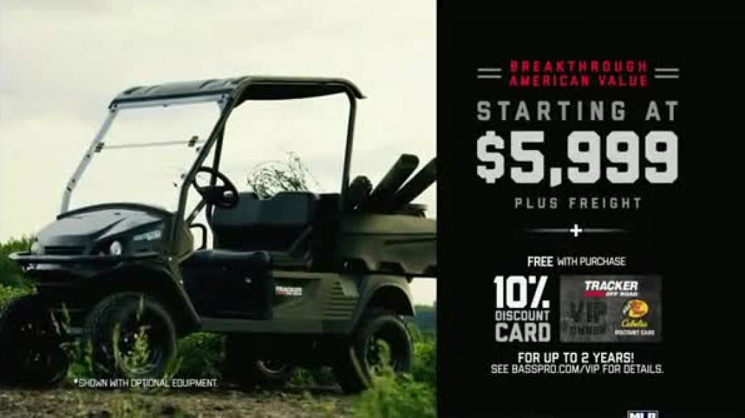 Bass Pro Shops Fall Hunting Classic TV Commercial Ad 2020, Here We Are Tracker Off Road