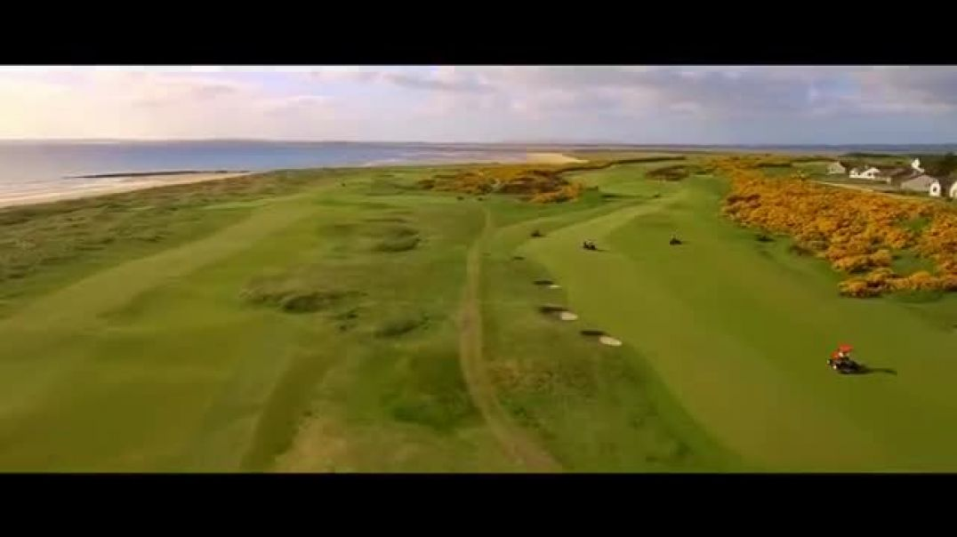 Visit Scotland TV Commercial Ad 2020, Only in Scotland The Home of Golf