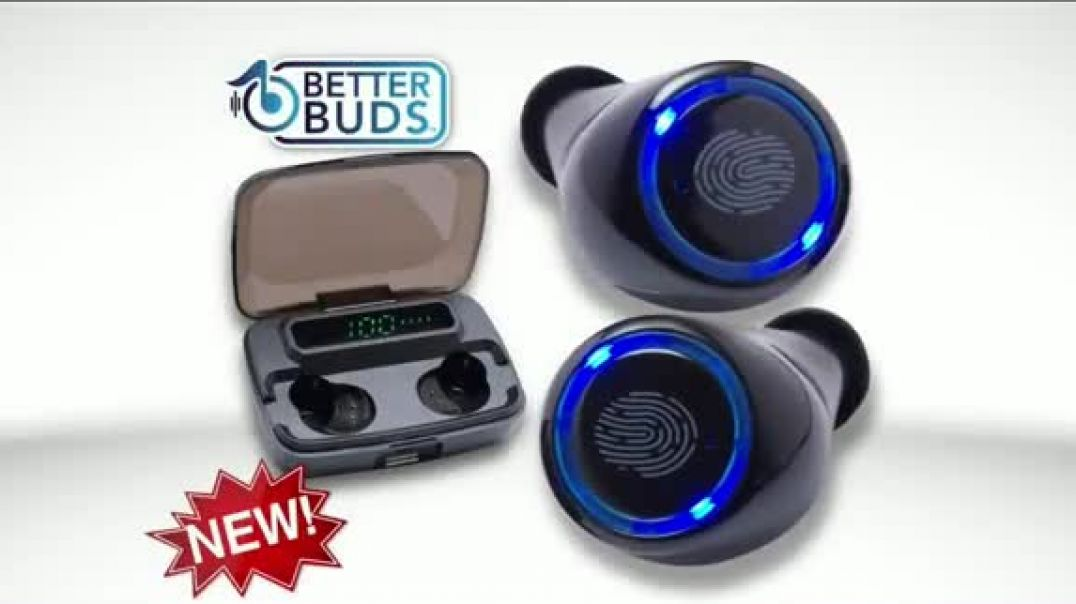 Better Buds TV Commercial Ad 2020, Perfect Fit Technology
