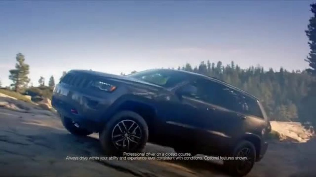 Jeep Grand Cherokee TV Commercial Ad 2020, Science Channel Vehicle Suspension