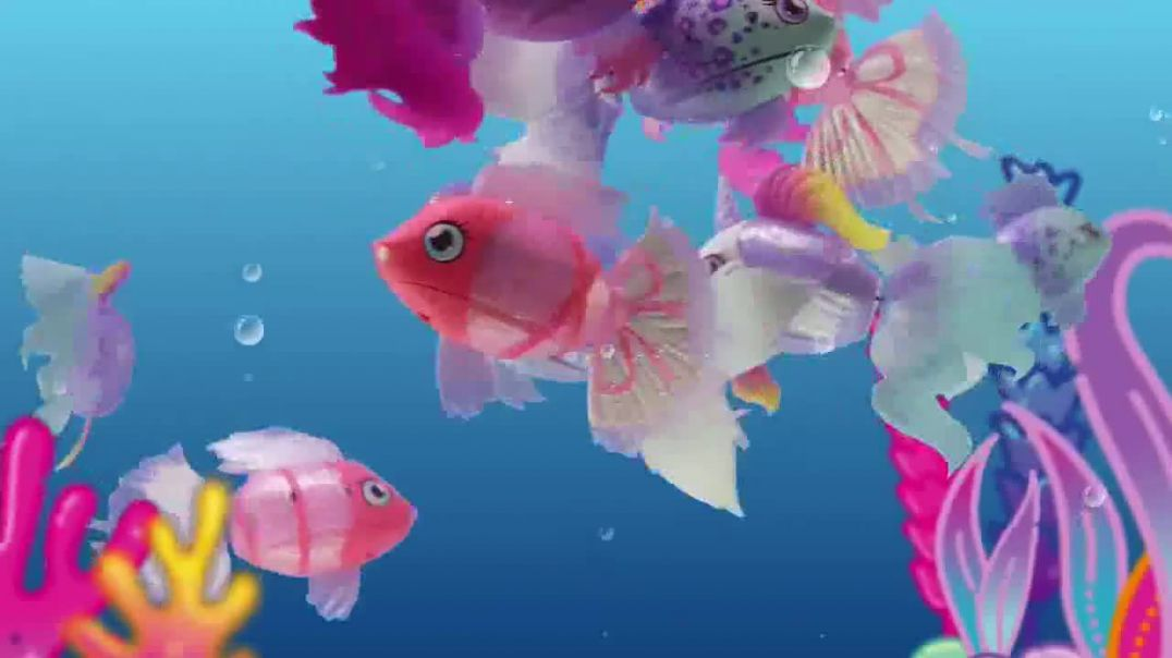 Little Live Pets Lil Dippers TV Commercial Ad 2020, Disney Channel- Big Responsibility
