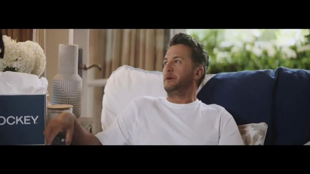 Jockey TV Commercial Ad 2020, Theres Only One Jockey Featuring Luke Bryan