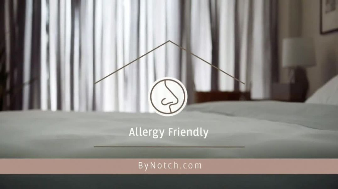 By Nôtch TV Commercial Ad 2020, Bedding With a Purpose- Free Shipping
