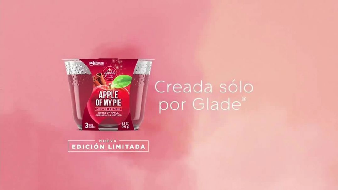 Glade Apple of My Pie TV Commercial Ad 2020, Verdadera fragancia