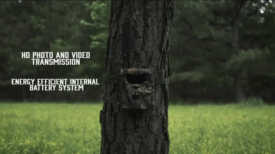 Spartan Camera Mossy Oak Biologic Edition 4G LTE Camera TV Commercial Ad 2020, HD Video, Anti-Theft