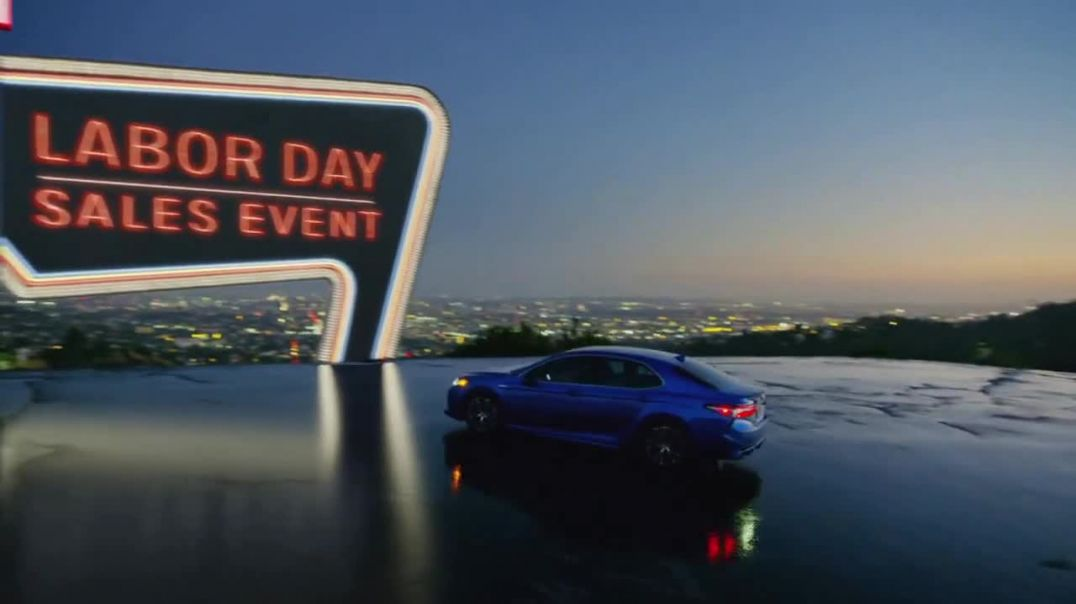 Toyota Labor Day Sales Event TV Commercial Ad 2020, Last Chance