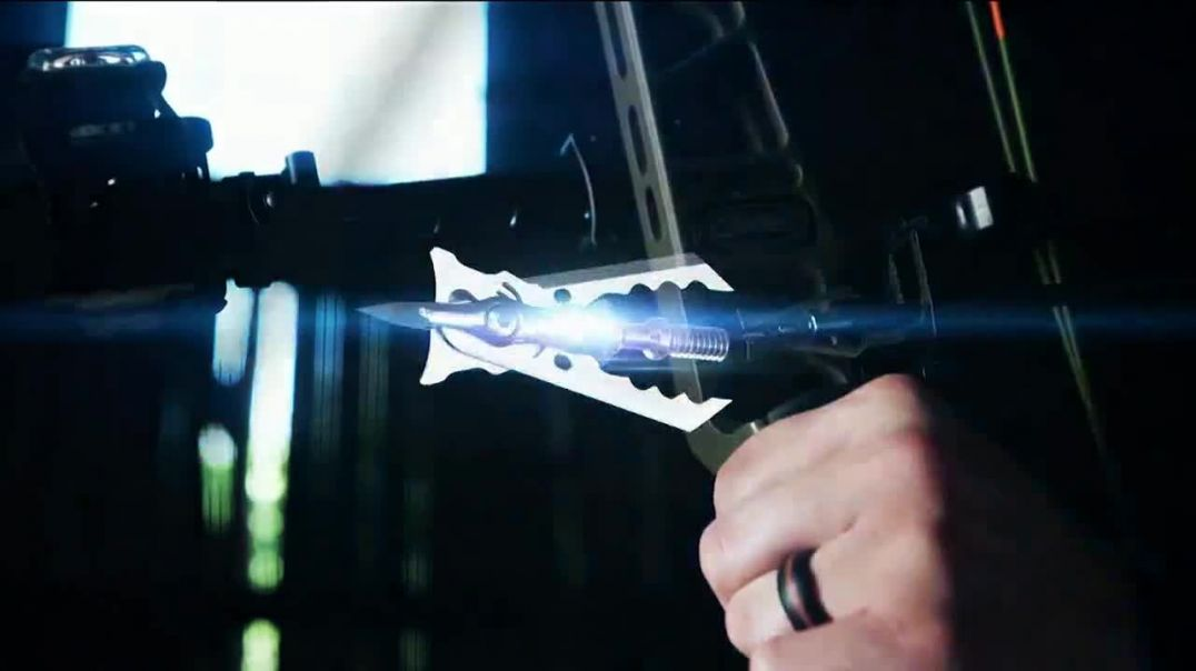 Rage Broadheads Hypodermic NC TV Commercial Ad 2020, Advanced and Expandable