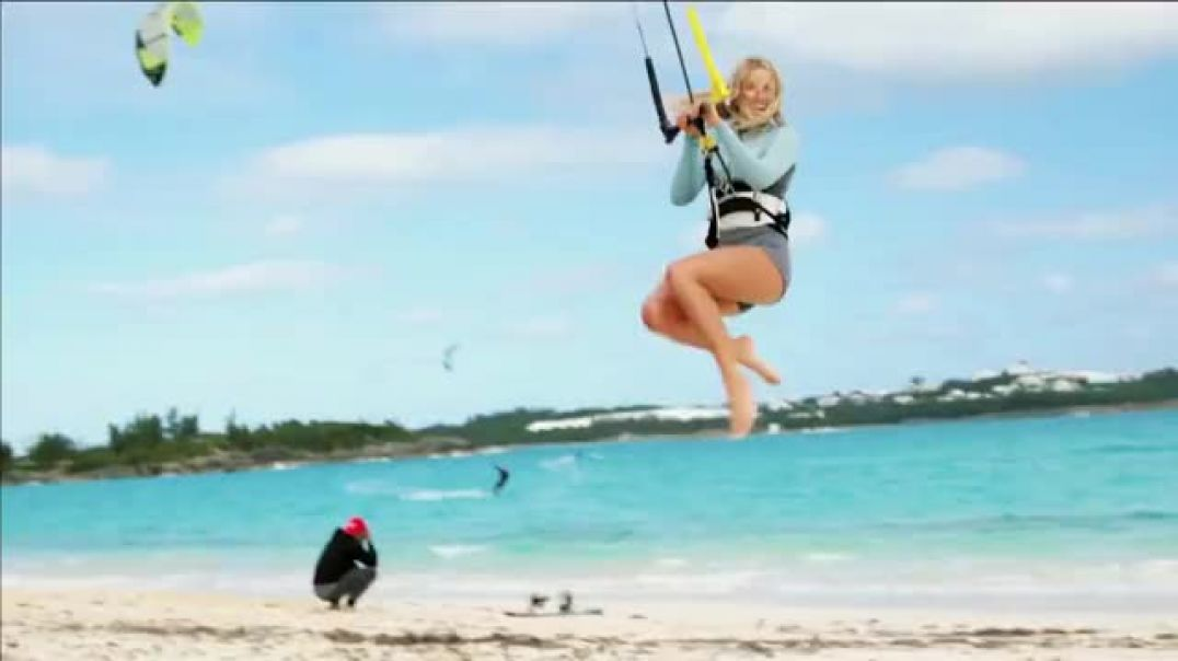 Bermuda Tourism TV Commercial Ad 2020, Feel a World Away Song by Noise Cans, Louise Chantál