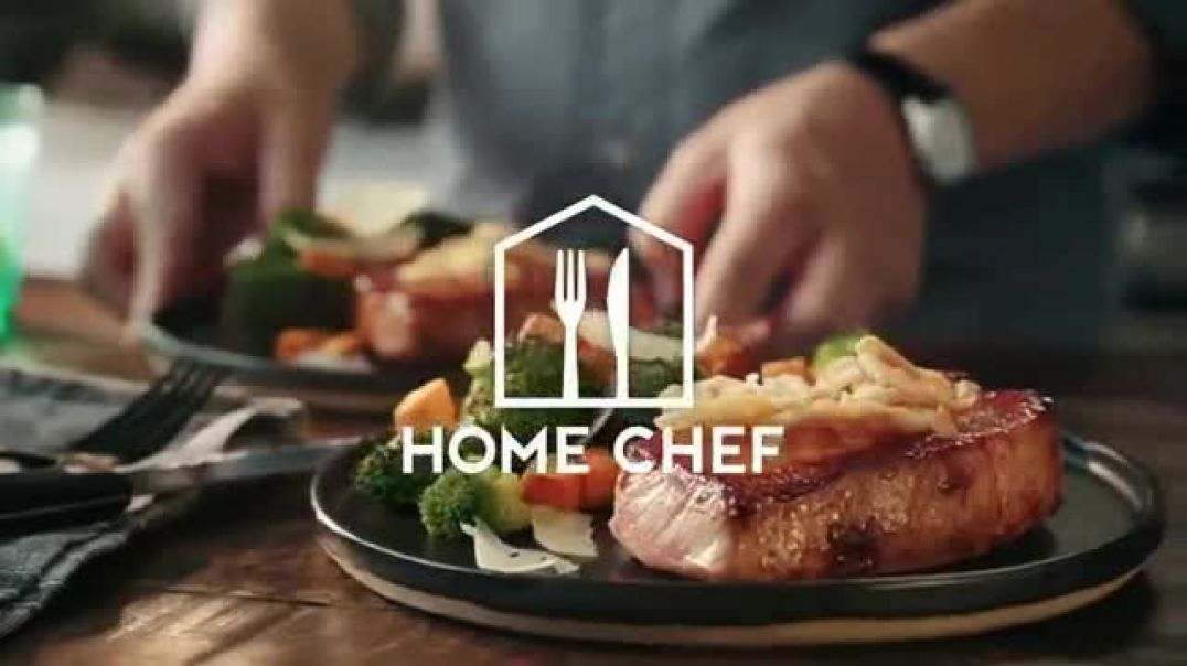 Home Chef OvenReady Meals TV Commercial Ad 2020, Dinner Made Easy