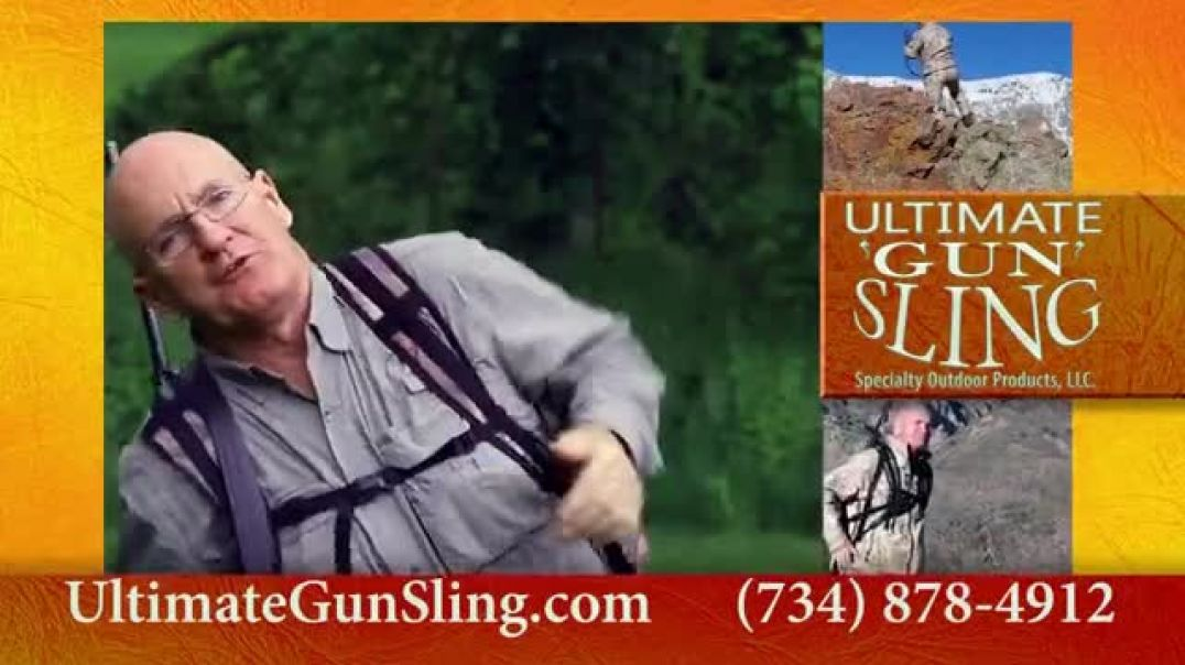 Specialty Outdoor Products LLC Ultimate Gun Sling TV Commercial Ad 2020, HandsFree