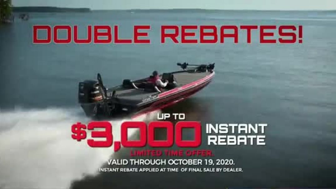 Skeeter Boats Fall Into Savings TV Commercial Ad 2020, Set the Standard Rebates