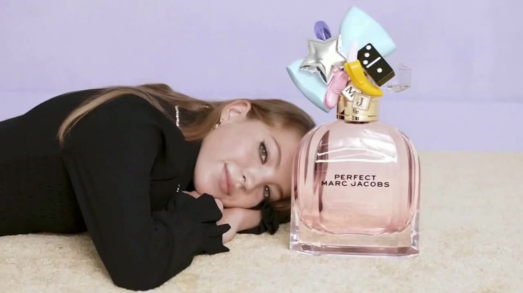 Marc Jacobs Perfect TV Commercial Ad 2020, Perfect as I Am Featuring Lila Moss