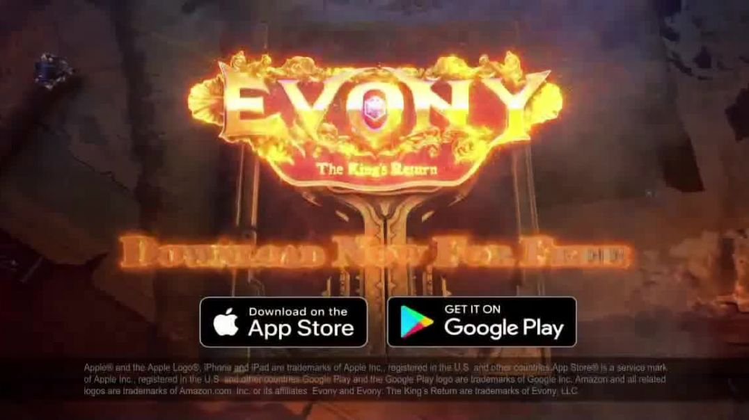 Evony The Kings Return TV Commercial Ad 2020, Conquer Your World