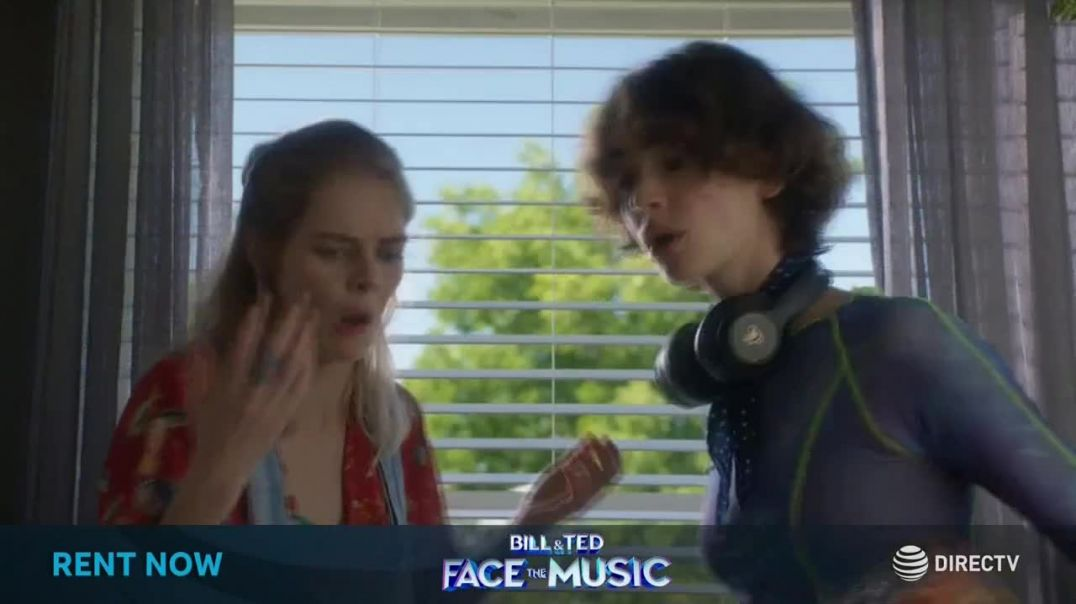 DIRECTV Cinema TV Commercial Ad 2020, Bill & Ted Face the Music
