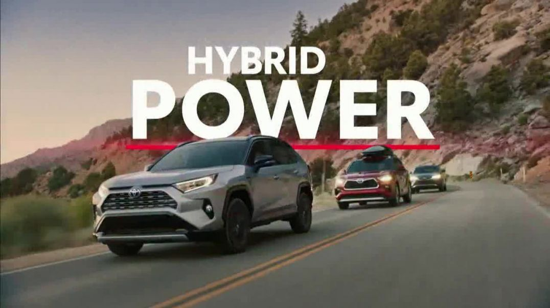 Toyota TV Commercial Ad 2020, Hybrid Power Song by Elvis Presley