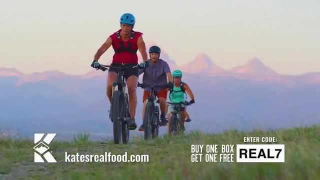 Kates Real Food TV Commercial Ad 2020, Buy One Box, Get One Free