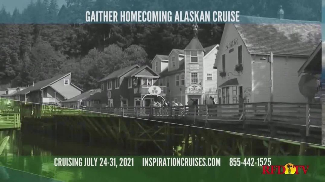 Inspiration Cruises & Tours TV Commercial Ad 2020, Cruise Alaska Gaither Homecoming