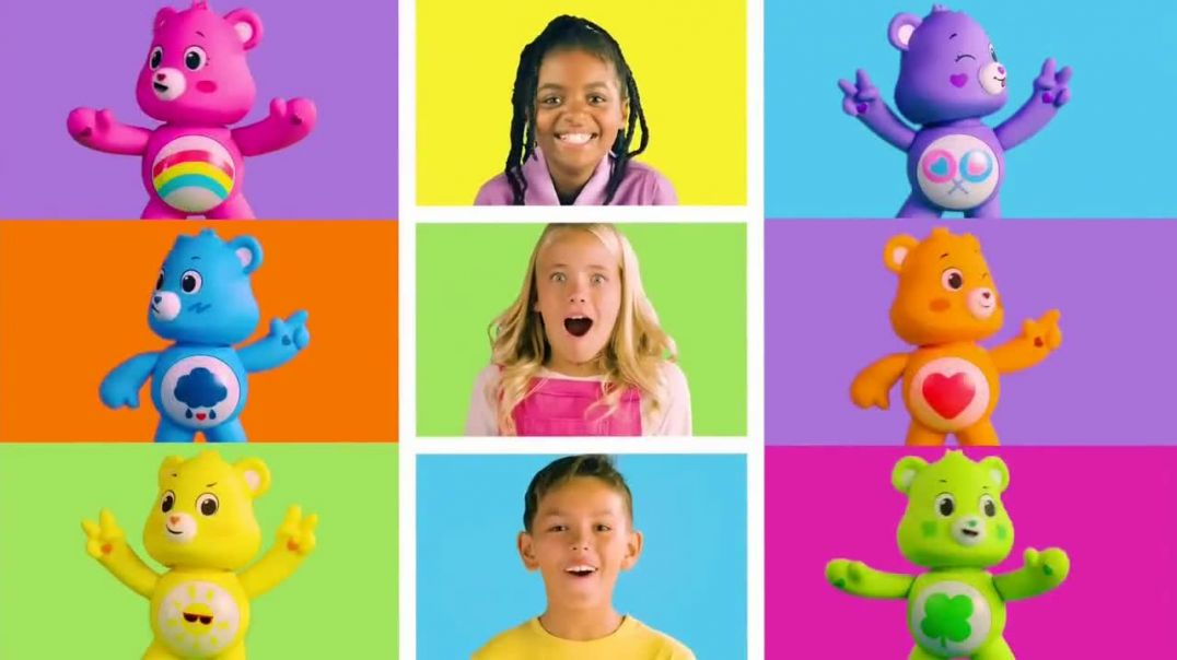 Care Bears Collectible Figures TV Commercial Ad 2020, Unlock The Magic