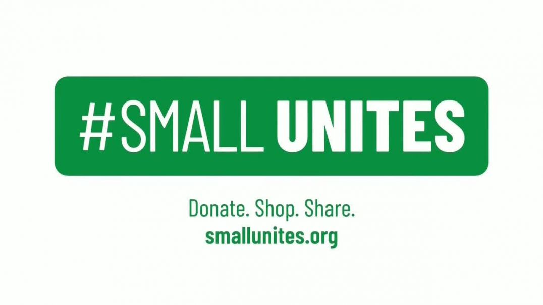 Small Unites TV Commercial Ad 2020, Help the Local Small Businesses You Love