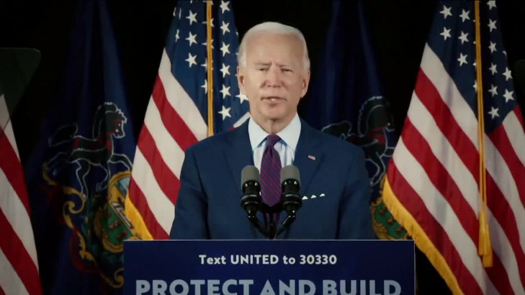 Biden for President TV Commercial Ad 2020, Families Are Reeling