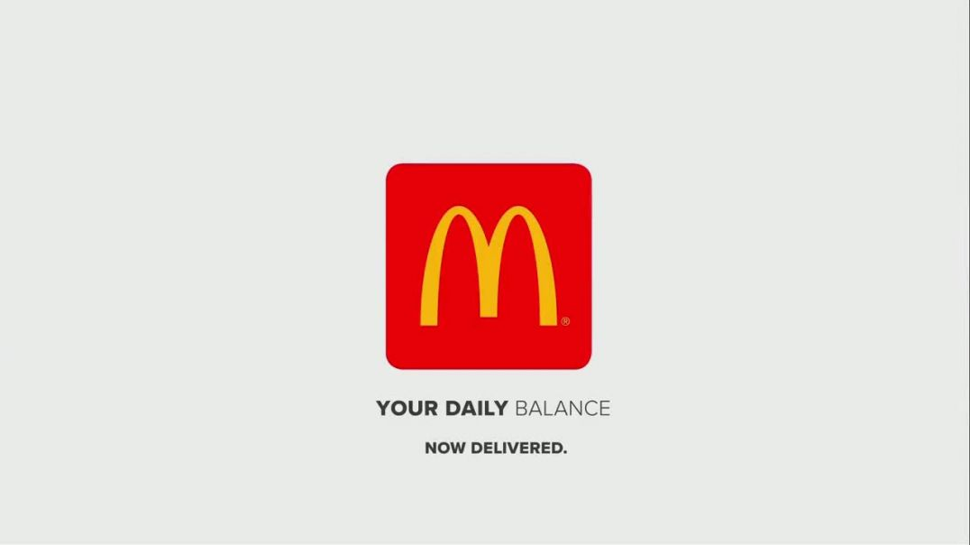 McDonalds TV Commercial Ad 2020, Daily Balance