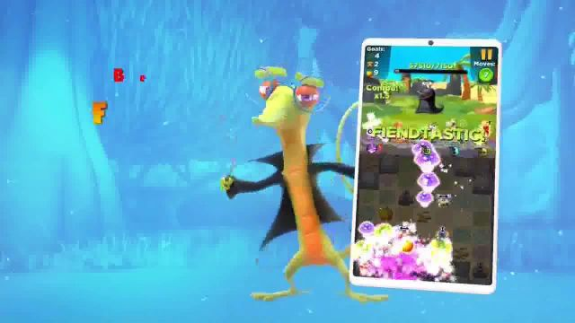 Best Fiends TV Commercial Ad 2020, Magical World