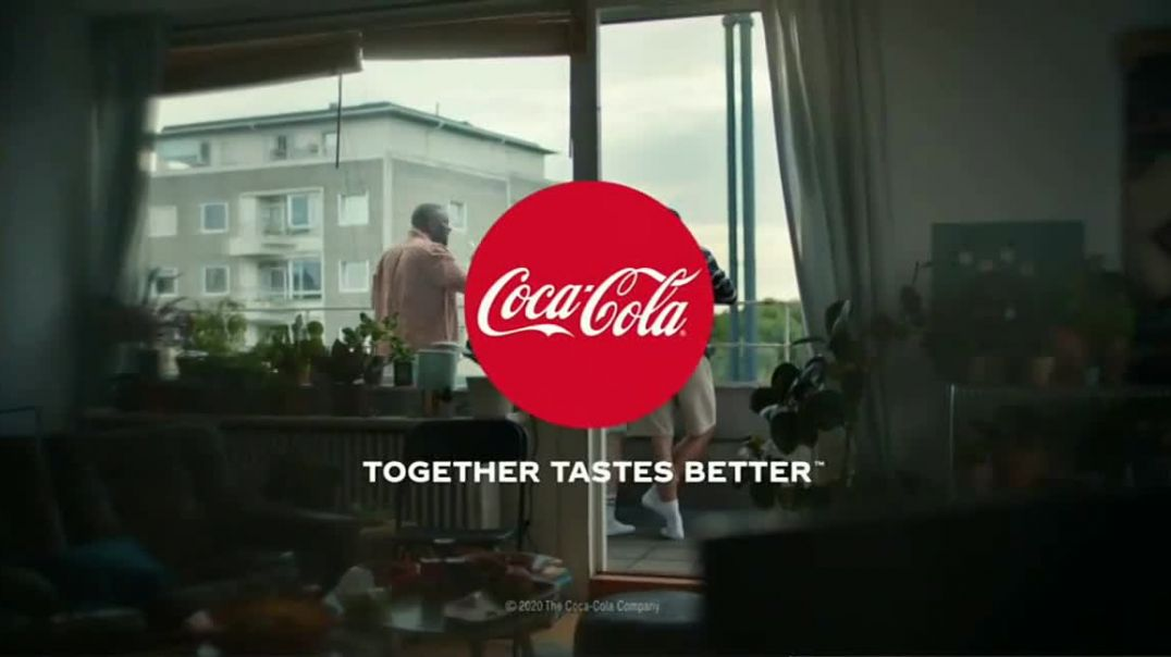 Coca-Cola TV Commercial Ad 2020, Tastes Like a Home Game