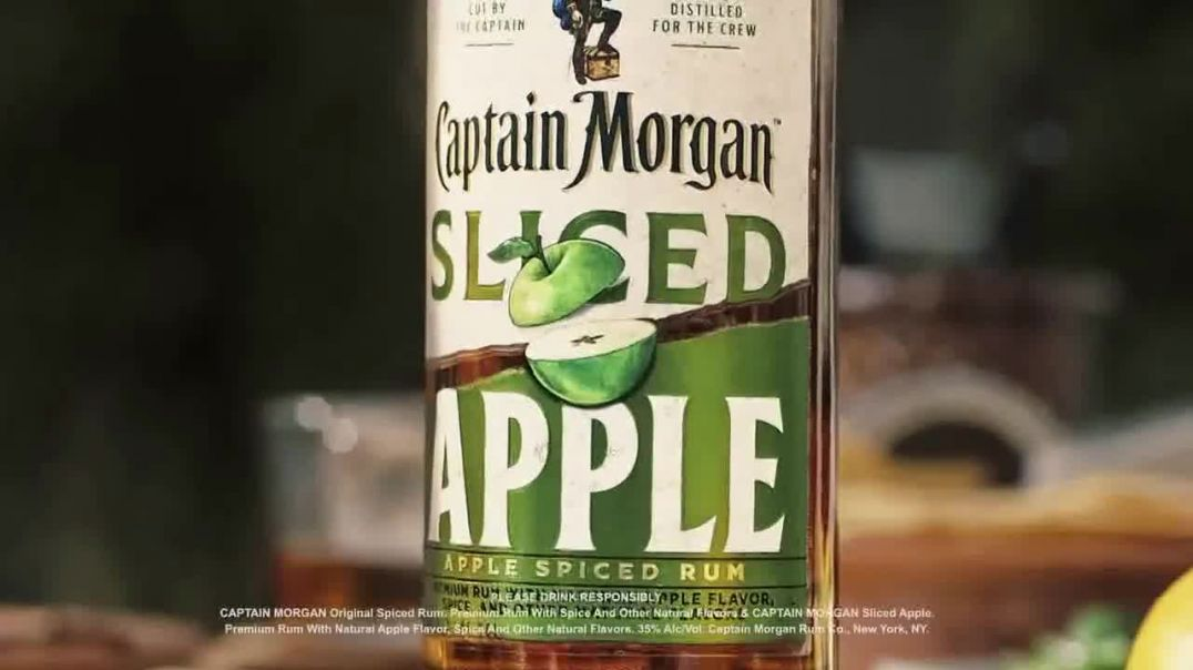 Captain Morgan Sliced Apple TV Commercial Ad 2020, First Fight