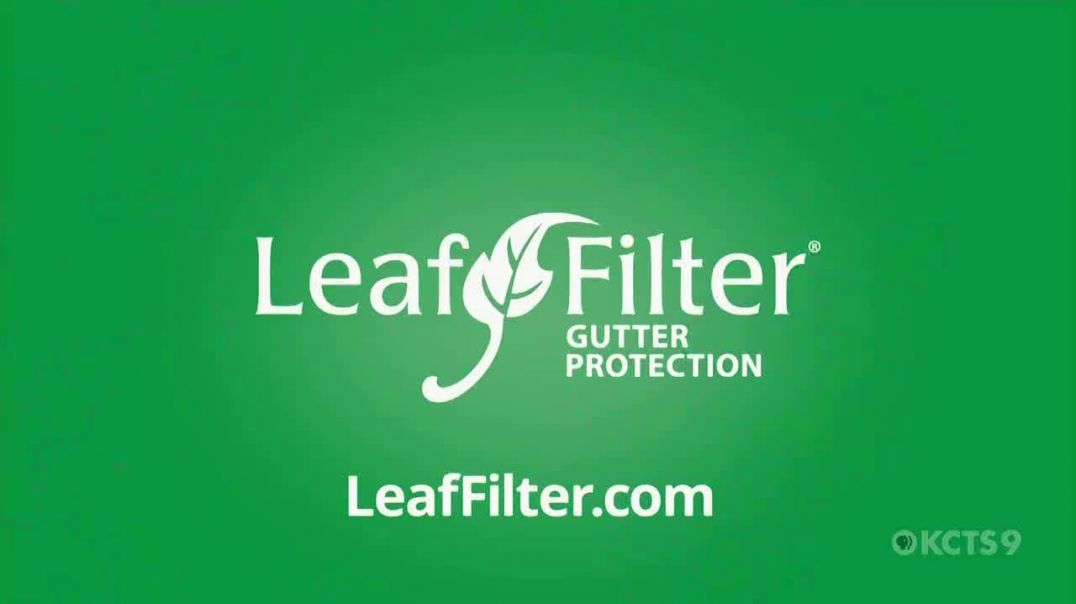 LeafFilter TV Commercial Ad 2020, PBS- Protecting Your Home