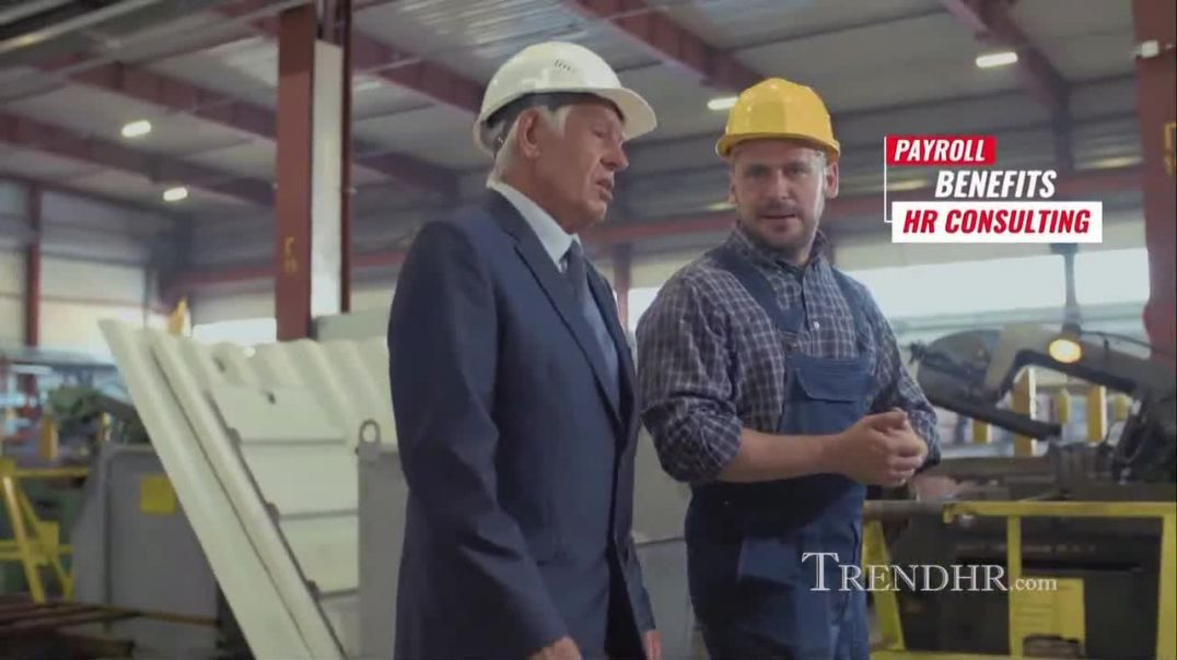 TrendHR Services TV Commercial Ad 2020, Save Time With TrendHR