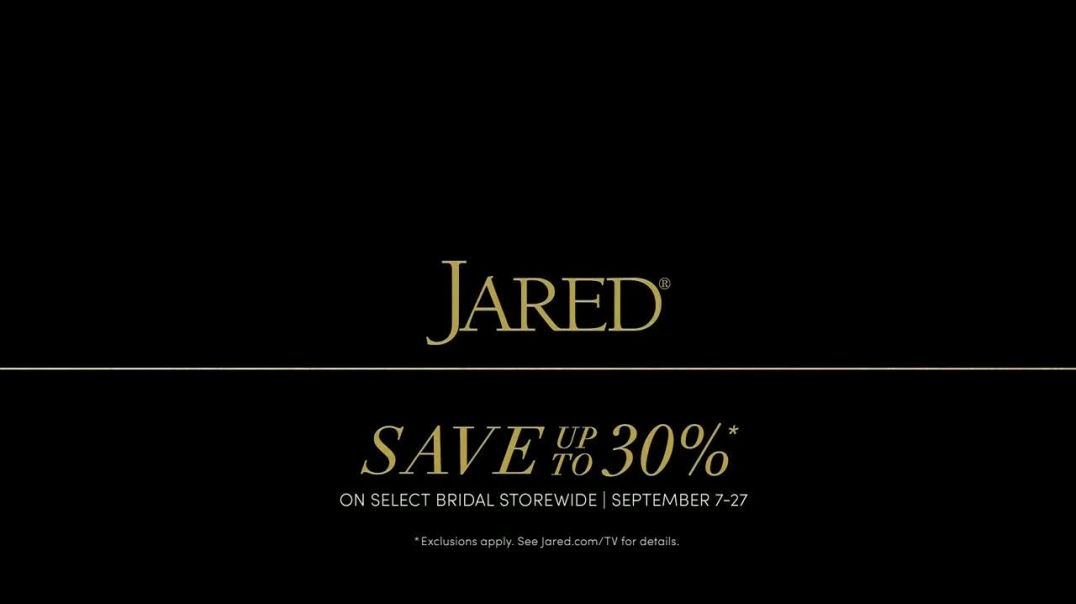 Jared TV Commercial Ad 2020, Love Cant Wait- 30% Off