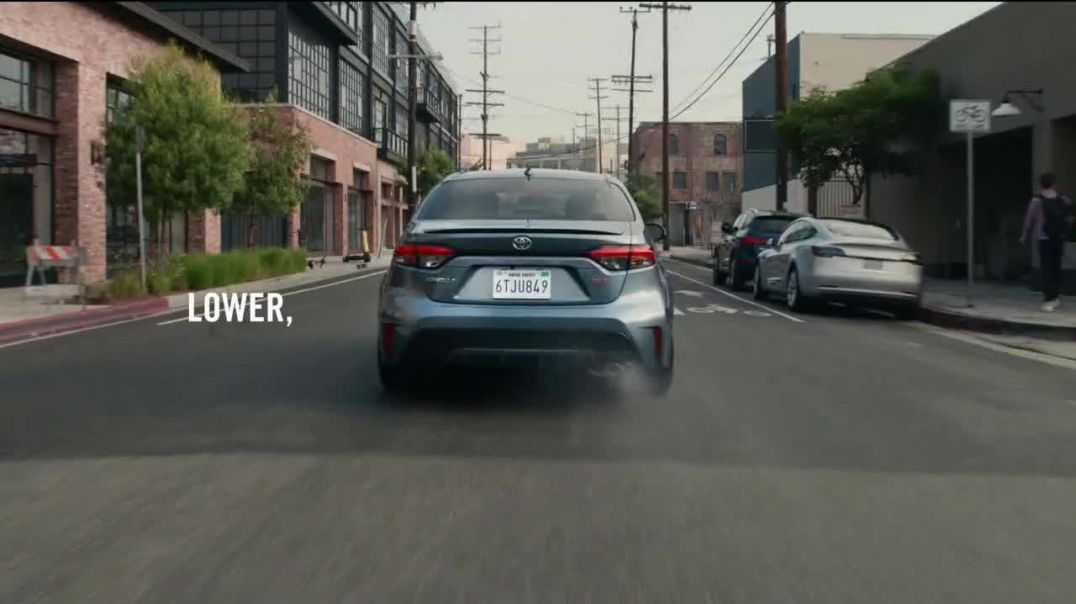 2020 Toyota Corolla TV Commercial Ad 2020, The Pack Featuring David Morse, Song by Alex Britten, AX