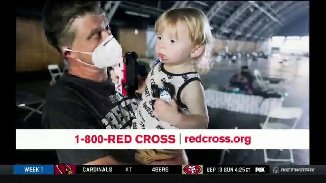 American Red Cross TV Commercial Ad 2020, Red Cross is There