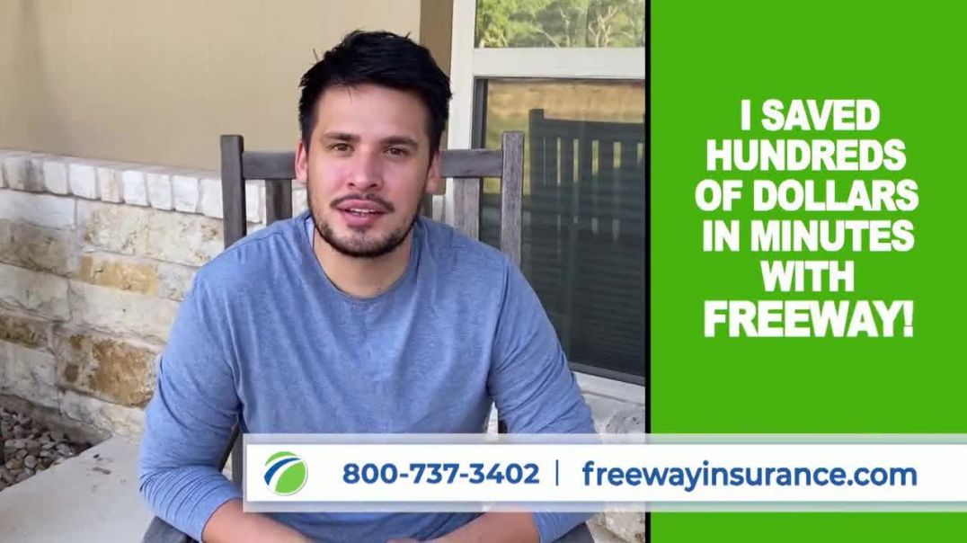 Freeway Insurance TV Commercial Ad 2020, Drivers Seat