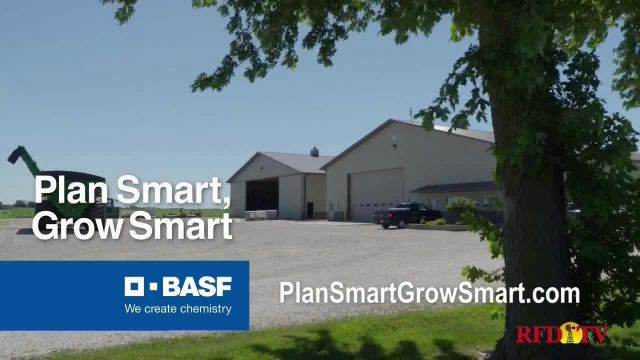 BASF TV Commercial Ad 2020, Plan Smart, Grow Smart