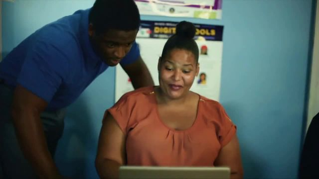 Google TV Commercial Ad 2020, Lifting up the Entire Community With Digital Skills