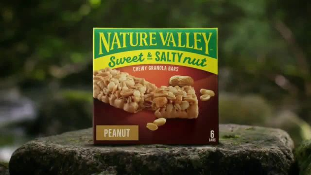 Nature Valley Sweet & Salty Nut Bars TV Commercial Ad 2020, Sunny and Stormy