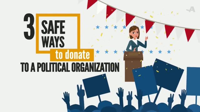 AARP Services, Inc TV Commercial Ad 2020, Fraud Watch- Three Safe Ways to Donate