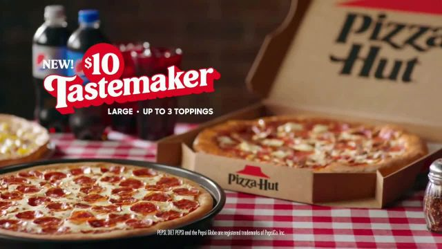 Pizza Hut TV Commercial Ad 2020, 'Infomercial- Carryout'