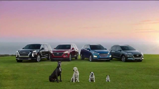 Hyundai TV Commercial Ad 2020, Size of Adventure