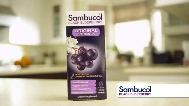 Sambucol TV Commercial Ad 2020, Immune Support for the Whole Family