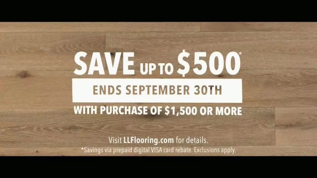 Lumber Liquidators TV Commercial Ad 2020, He Gets It- Save $500 Song by Electric Banana