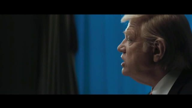 Showtime TV Commercial Ad 2020, The Comey Rule