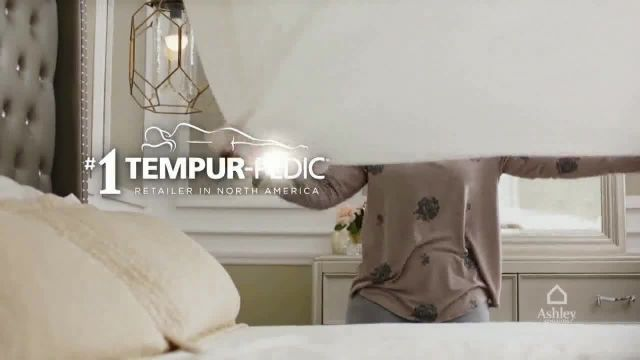 Ashley HomeStore TV Commercial Ad 2020, Top Bedding Brand In-Stock