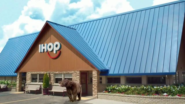 IHOP Ultimate BreakFEASTS TV Commercial Ad 2020, Except for Bears- Free Delivery