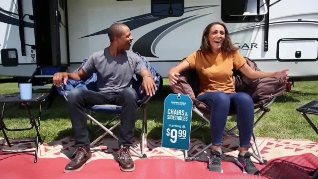 Camping World TV Commercial Ad 2020, Outdoor Essentials