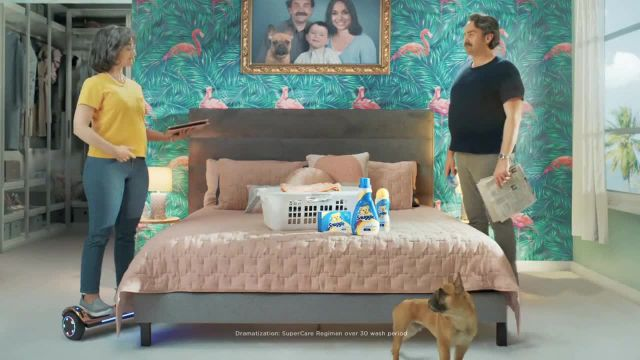 Snuggle SuperCare TV Commercial Ad 2020, Looking Newer for a Long Time