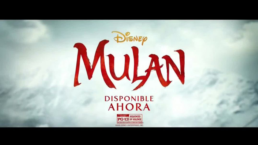 Disney+ TV Commercial Ad 2020, Mulan canción de Christina Aguiler